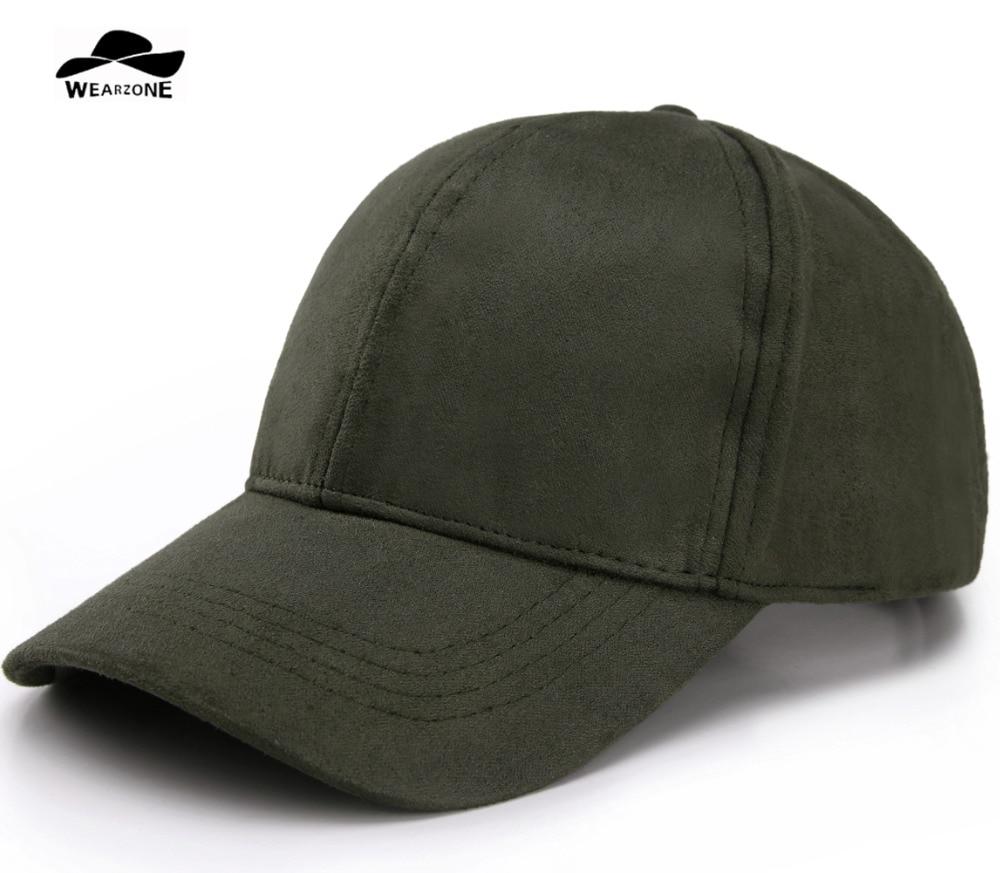 2017 de moda de gamuza gorra de béisbol nuevo Gorras marca de WinterAutum Hip Hop sombrero plano Casquette hueso gorra para hombres y mujeres