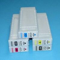 5Color 700ml T6941-T6945 Full Pigment Compatible Ink Cartridge for Epson SureColor T3200 T5200 T7200 T3070 T5070 T7070 Printer