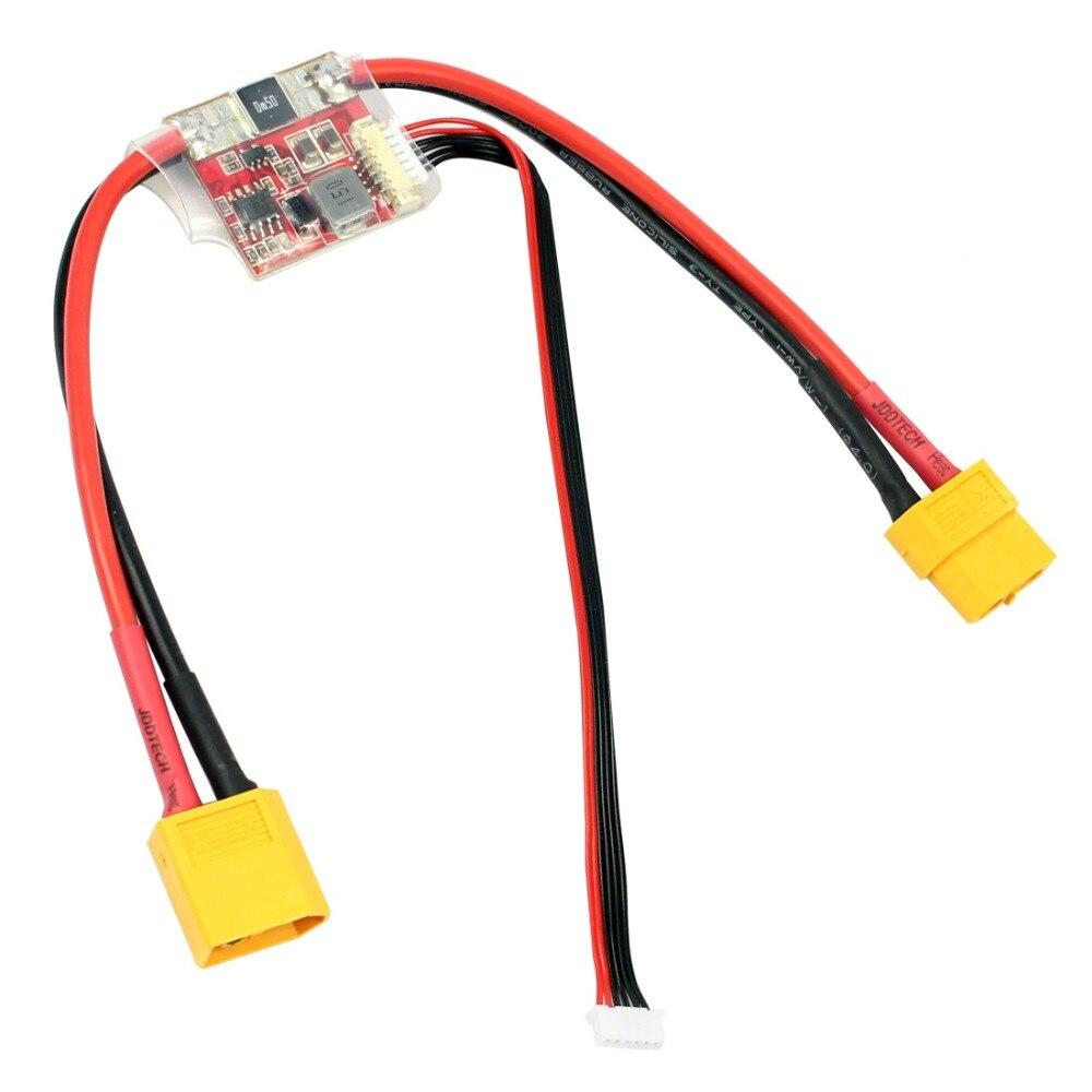 APM2.6 2.5 2.52 כוח מודול הנוכחי מודול APM עם 5.3V DC BEC עבור APM 2.8 PIX PIXHAWK RC DIY המסוק אבזר F07638