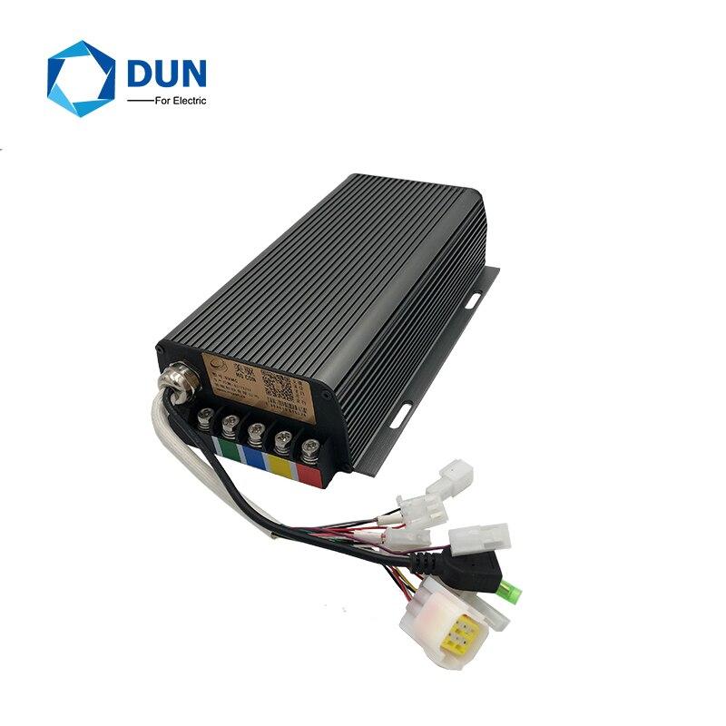 Sabvoton SVMC72150 Sine Wave BLDC Brushless Controller 48-72V 150A for QS 3kw 4kw Spoke Hub Motor enlarge
