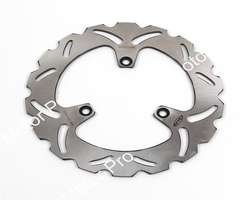 Disco de freno trasero de la motocicleta para el disco de freno de ITALJET Jumper 125 Jumper 150 2002 2003 2004 2005 2006 250 2004 rotores de freno