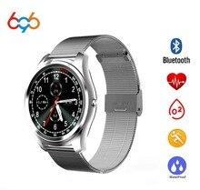 696 Bluetooth SmartWatch X8 Heart Rate Monitor Passometer Support Smart watch women men For IOS apple samsung