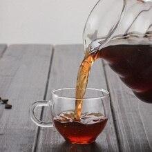 Pour Over Range Coffee Server Carafe Drip Coffee Pot Coffee Kettle Brewer Barista Percolator Clear 360ml 600ml 800ml