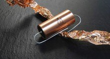 Original Reino Unido Audio Note 0,01 uf-10 uf 300volt-600volt cobre hoja de inmersión de aceite capacitor con envío gratis