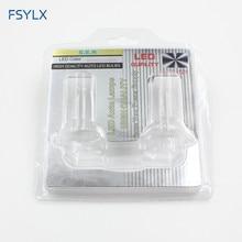 FSYLX Blister LED phares antibrouillard Blister LED H7 H11 H8 H9 H10 9005 9006 T20 7440 7440 Voiture LED brouillard ampoule en plastique blister