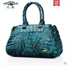 yuanyu New crocodile handbag for lady imported crocodile handbag for lady genuine crocodile handbag for lady handbag