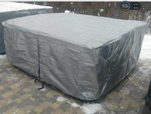 Housse de protection pour baignoire chaude   Taille supplémentaire disponible pour couvrir spa, 228cm x 228cm,244cm x 244cm, 231cm x 231cm, 213cm x 213cm