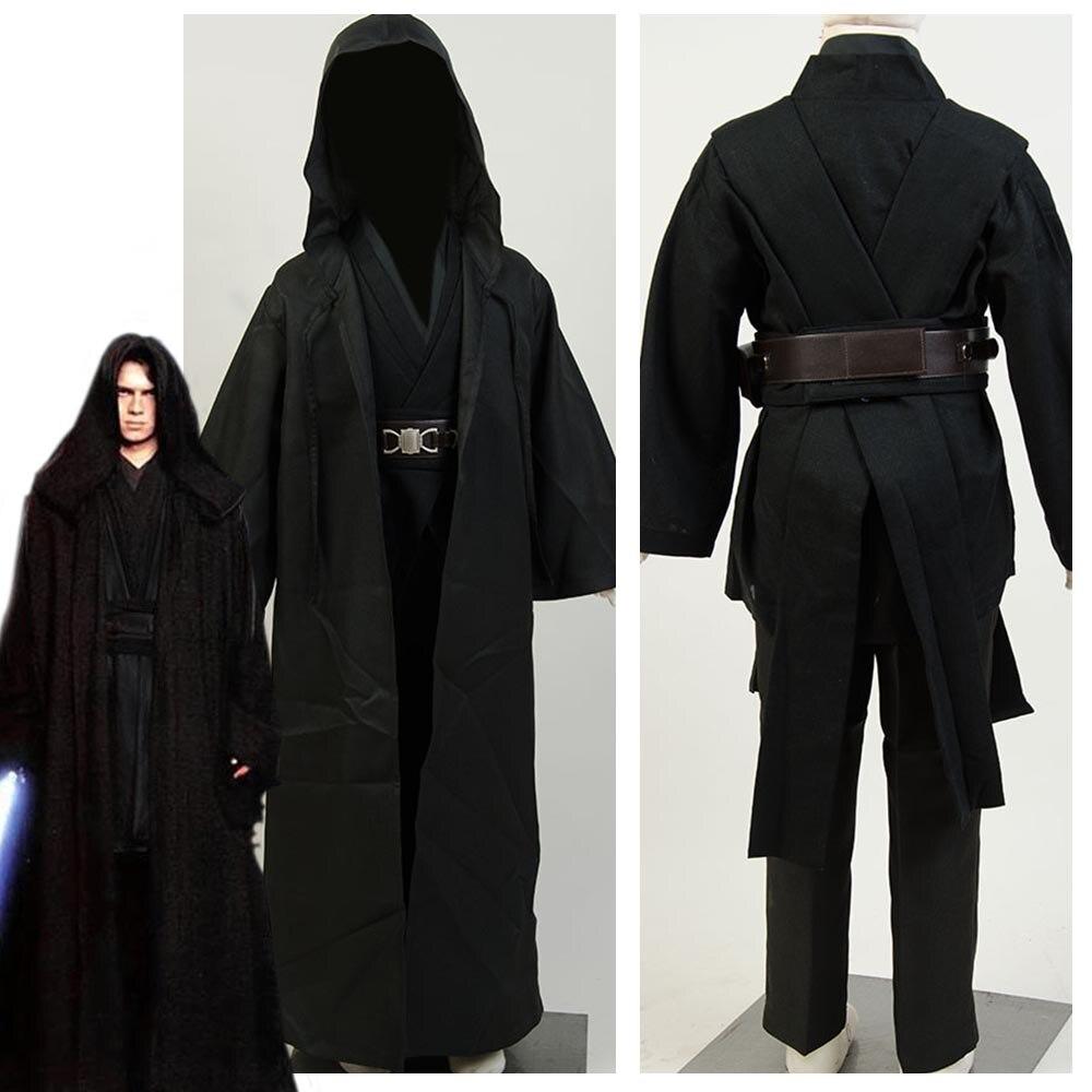 Детский костюм для косплея «Star», «Wars», «Sith», «IRD», «Anakin Skywalker», Детский костюм для Хэллоуина