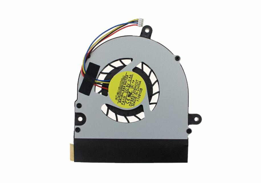 Yeni HASEE K360 K360-P61 D1 PHC13 Için FORCECON FA1M DFS531205HC0T 13N0-X0P0101 CPU Soğutma Fanı