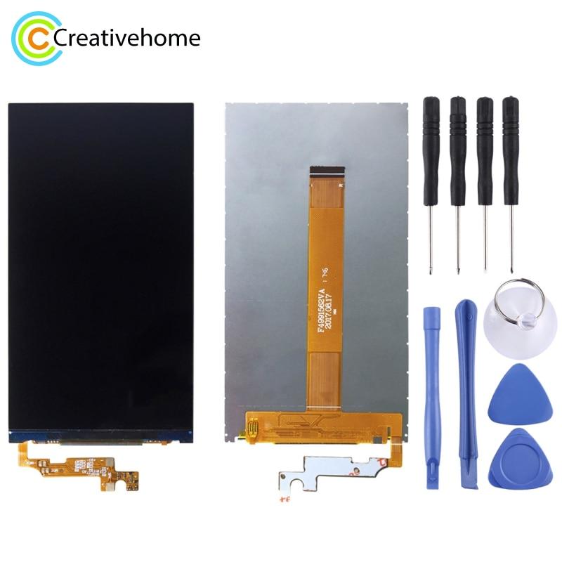 Pantalla LCD de alta calidad para LEAGOO KIICAA POWER con herramienta