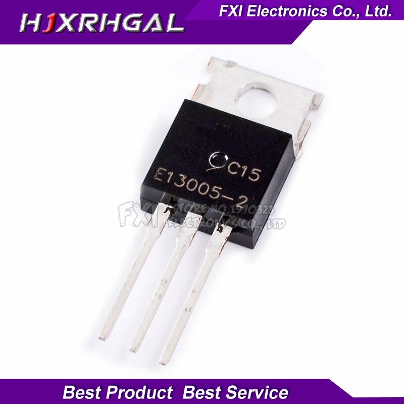 50 Uds E13003-2 E13005-2 E13007-2 E13009-2 LM317T IRF3205 hjxrhgal Transistor-220 TO220 E13003 E13005 E13007 E13009 IRF3205PBF