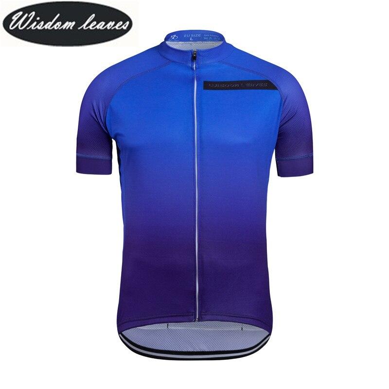 Wisdom leaves 2017 camiseta de ciclismo profesional de marca de diseñador para hombre, camiseta de manga corta para mujer, ropa de ciclismo, equipo de motocross, jerseys