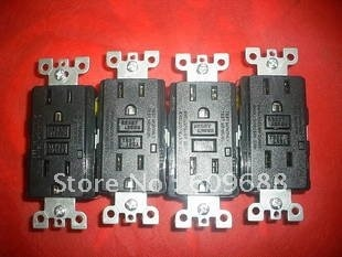 Ground Fault Circuit Interrupter(GFCI) Socket