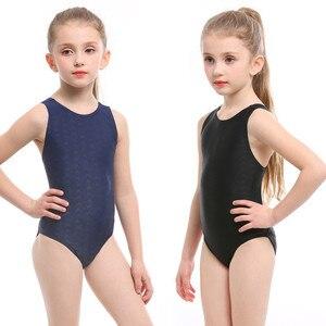 Beach Children's Swimwear 2019 New Children One Piece Swimsuit Surfing Beach wear Girls Bathing Suit Kids Meisje maillot de bain