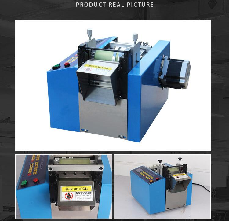 Automatic wire rope cutter, metal cutting machine, copper sheet, aluminum sheet, iron wire, cable cutting machine enlarge