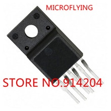 MICROFLYING 5 pcs TO220F-7 MR4040 LCD módulo de alimentação novo