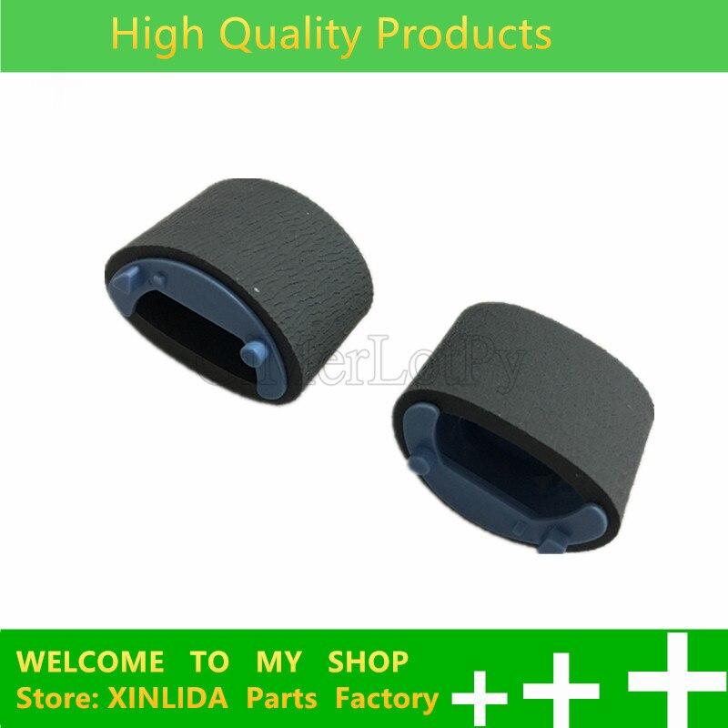 GiMerLotPy Original nuevo rodillo de recogida para HP M203 M227 M1136 M1132 p1008 RM1-1442 TRAY2 recoger de