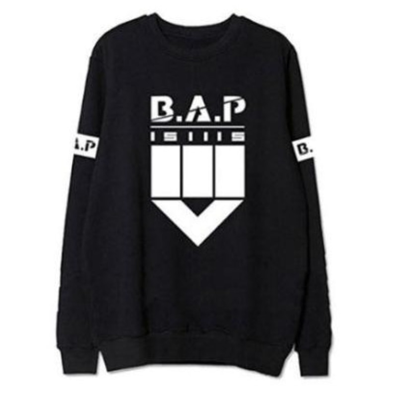 Mainlead MATRIZ Álbum KPOP BAP BAP DaeHyun Zelo YongGuk JongUp Pullover