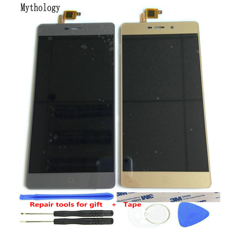 For Elephone M3 Touch Screen Display Replacement Digitizer MTK6755 Octa Core 5.5 Inch Touch Panel Mo