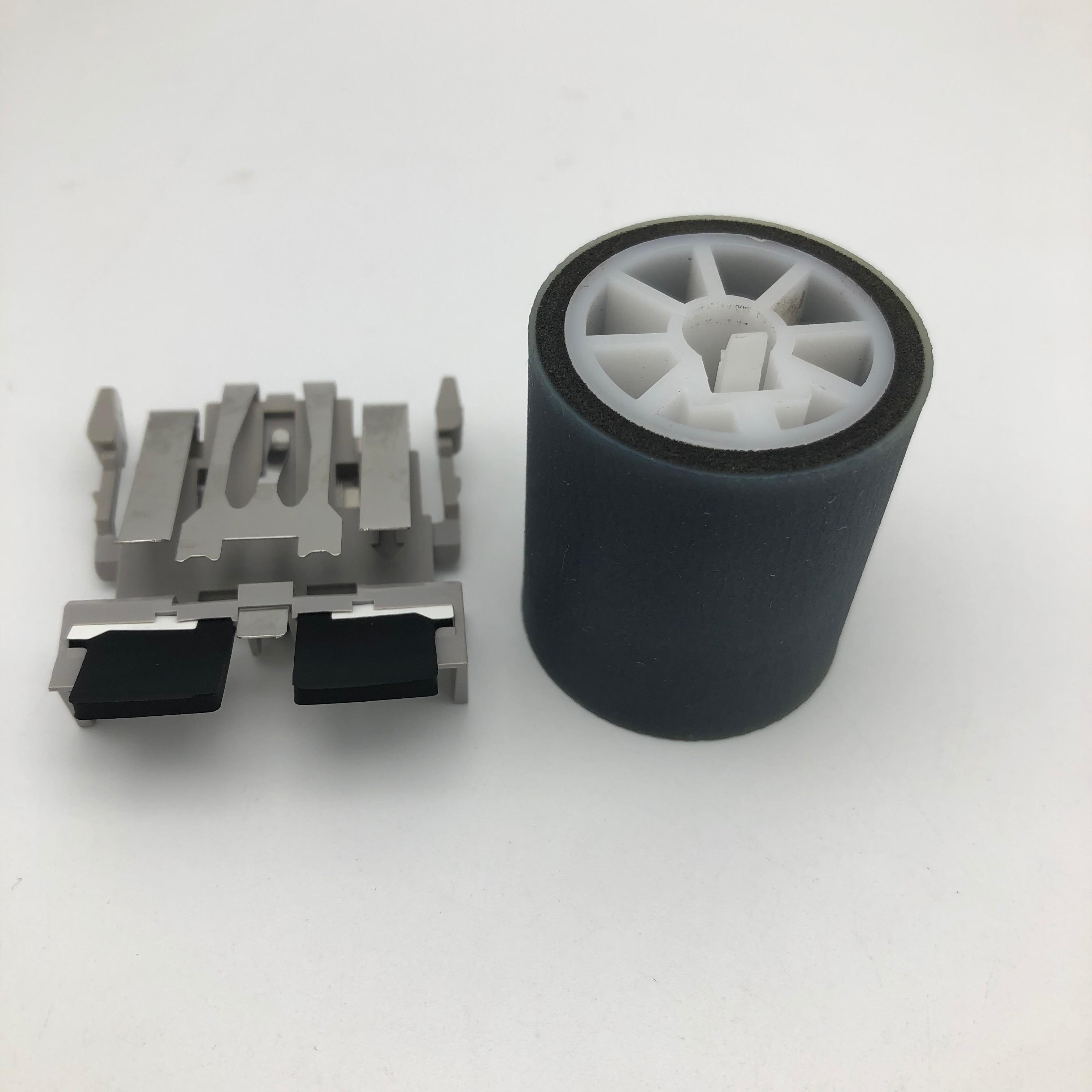 Unidad de rodillo y almohadilla de recogida einkshop para Fujitsu 5110EOX 5110EOX2 5110EOXM fi-5110C S510 S500 S510 PA03360-0002 PA03289-0111