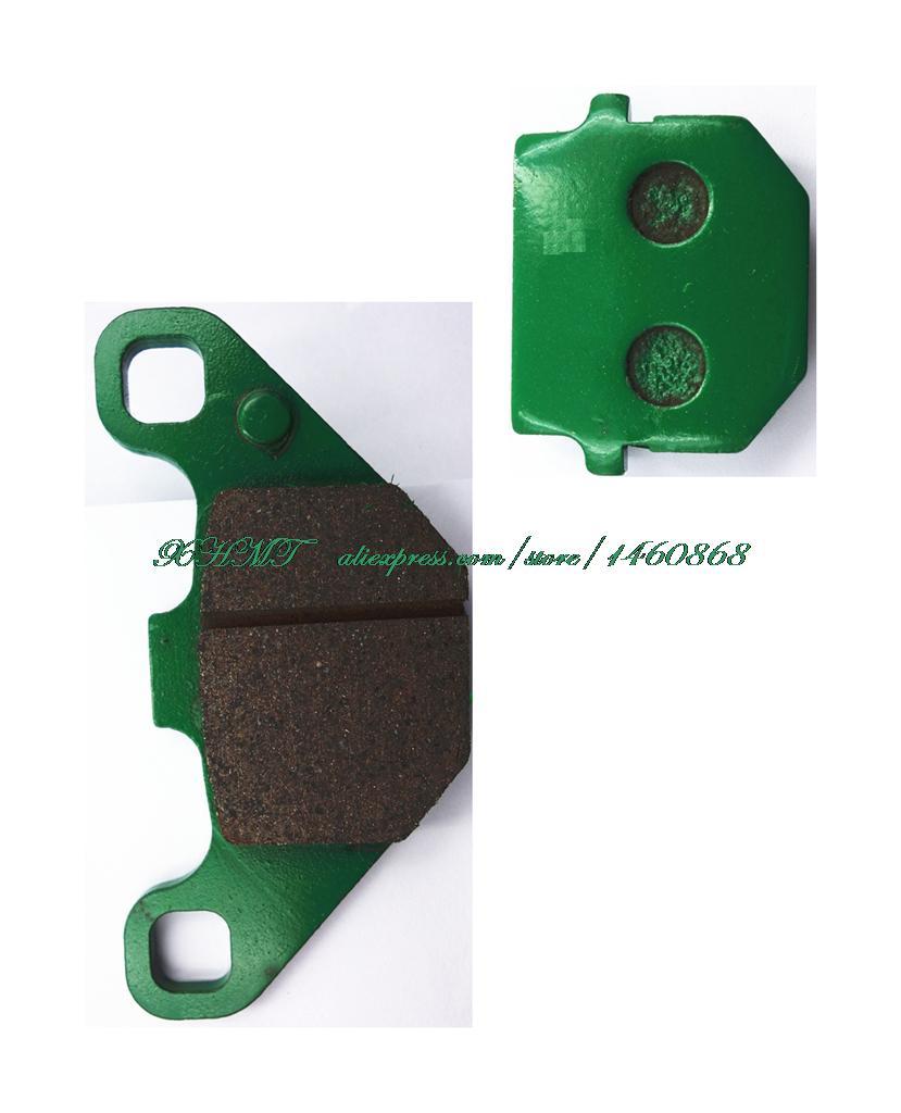Pastillas de freno de disco para PEUGEOT 50 Kisbee RS 2T 2010-2012, pastillas delanteras 2011