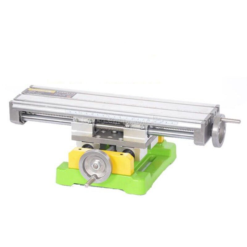Прецизионный Многофункциональный фрезерный станок с ЧПУ, мини-прецизионный фрезерный станок с ЧПУ, скамья, дрель, тиски, приспособление, Ра...