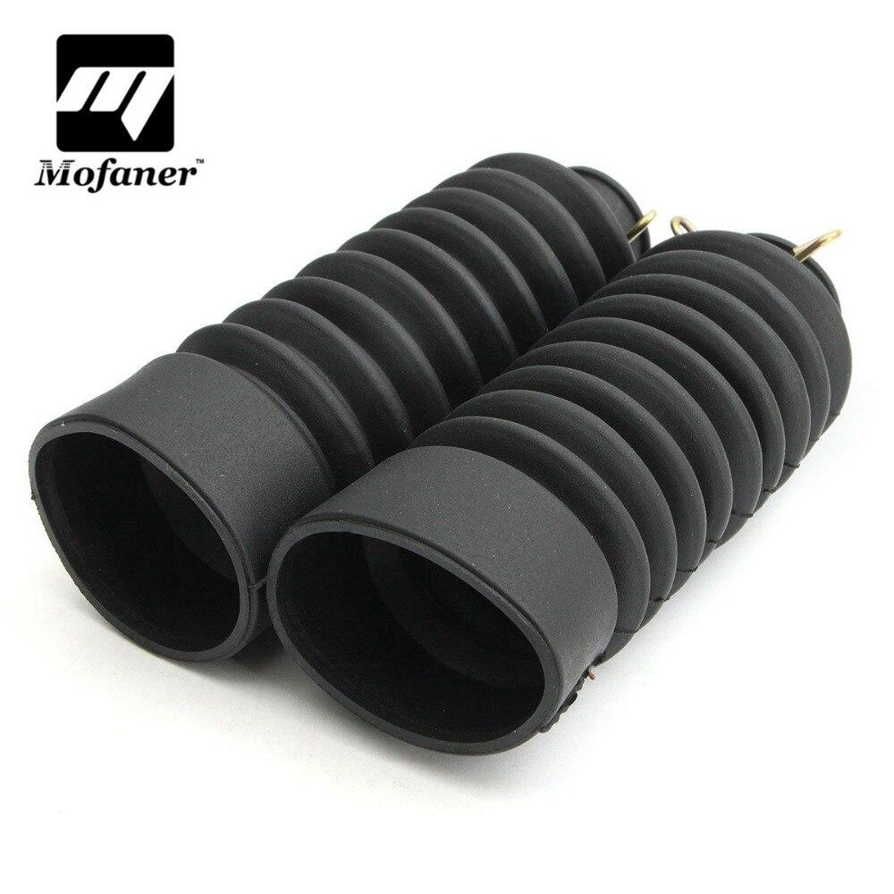 Универсальные пылезащищенные резиновые сапоги для мотоцикла, 1 пара, 140 мм