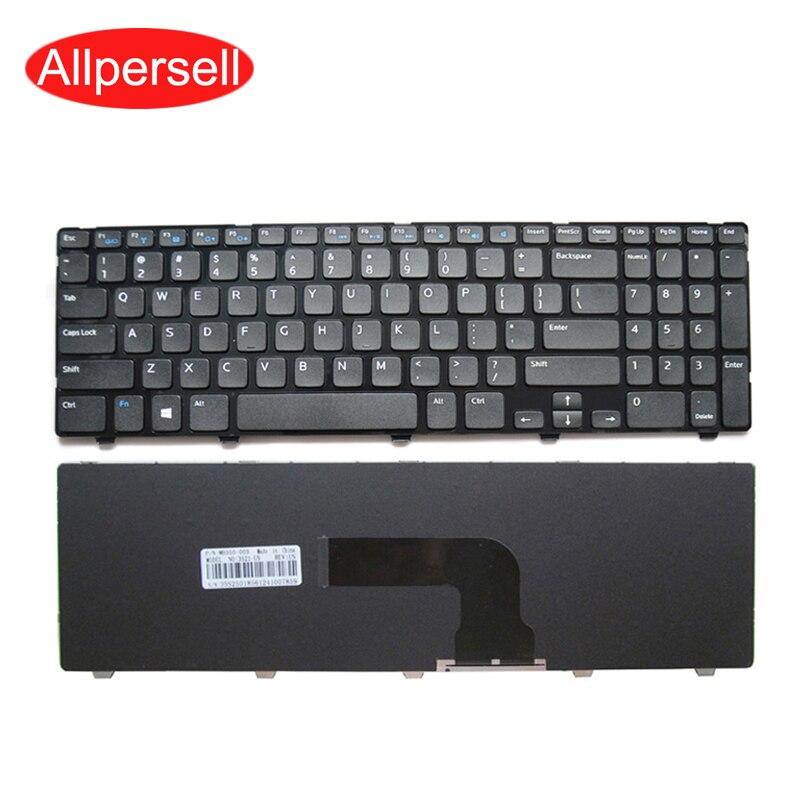 Клавиатура для ноутбука DELL 15R-5521 3521 2521 3537 5528 2528 3328 5421 5535 для 15,4 дюймовых компьютеров