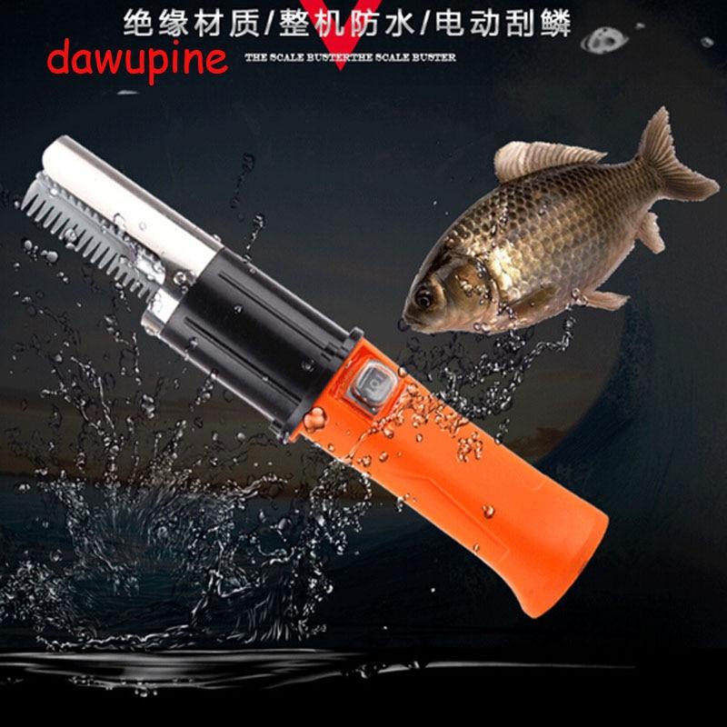 السمك مقياس كشط آلة قابلة للشحن الكهربائية كشط السمك جداول آلة المطبخ التحجيم السمك أداة اللاسلكي الصيد القشارة
