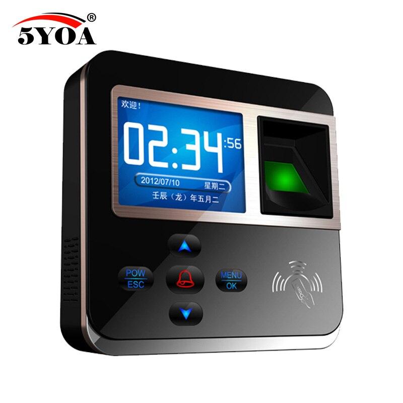 5YOA сканер отпечатков пальцев и ключей, биометрический электронный дверной замок, RFID