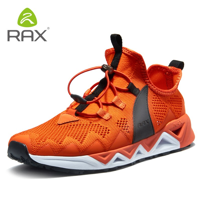 RAX, nuevos zapatos de senderismo para hombre, zapatos de senderismo para deportes al aire libre, zapatillas para caminar agua, zapatos de hombre, sandalias de montaña de pesca
