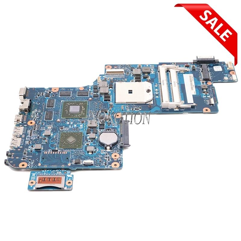 NOKOTION-اللوحة الأم H000043590 H000041580 لأجهزة الكمبيوتر المحمول toshiba satellite L870D C870 C870D ، 17.3 بوصة HD7610M