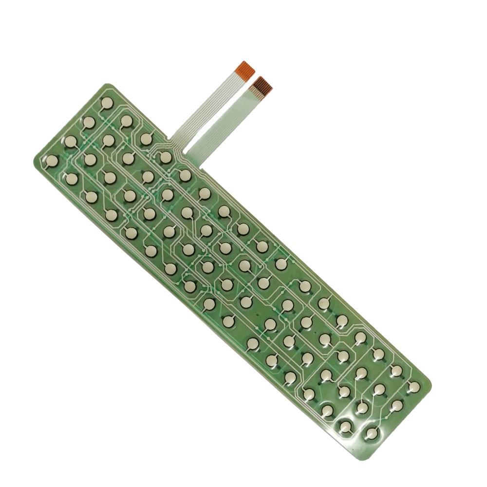 لوحة المفاتيح الدوائر الداخلية لديجي SM-100 SM100 ميزان إلكتروني طابعة باركود ، نفس الصورة تظهر