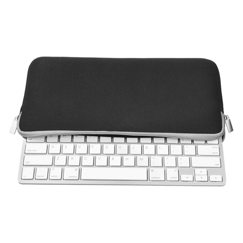 Travel Storage Carrying Case Cover Bag For Apple Imac Keyboard Bluetooth Soft Material, Comfortable Contact