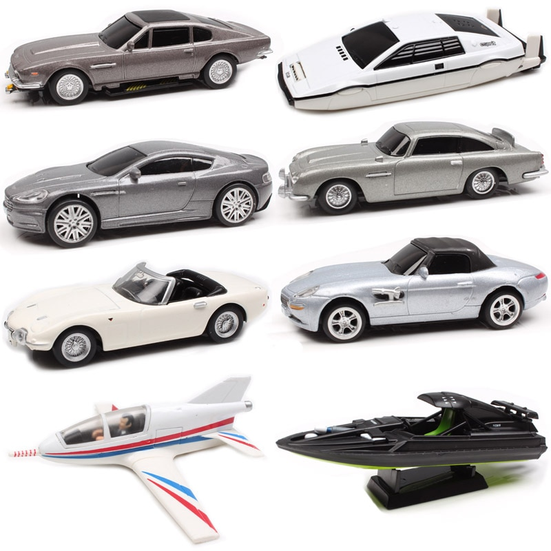 AliExpress - 1:48 Scale Mini Aston Matin DB5 DBS Pull Back The Bede BD-5 Acrostar Jet Diecasts & Toy Vehicles Model Car Toy For Collection