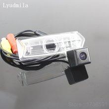 Lyudmila caméra sans fil pour Toyota Vios / Yaris berline 2007 ~ 2013/sauvegarde caméra de recul de voiture/HD CCD Vision nocturne