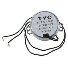 CCW/CW Richtung 50/60Hz Frequenz 8-10RPM Synchron Motor