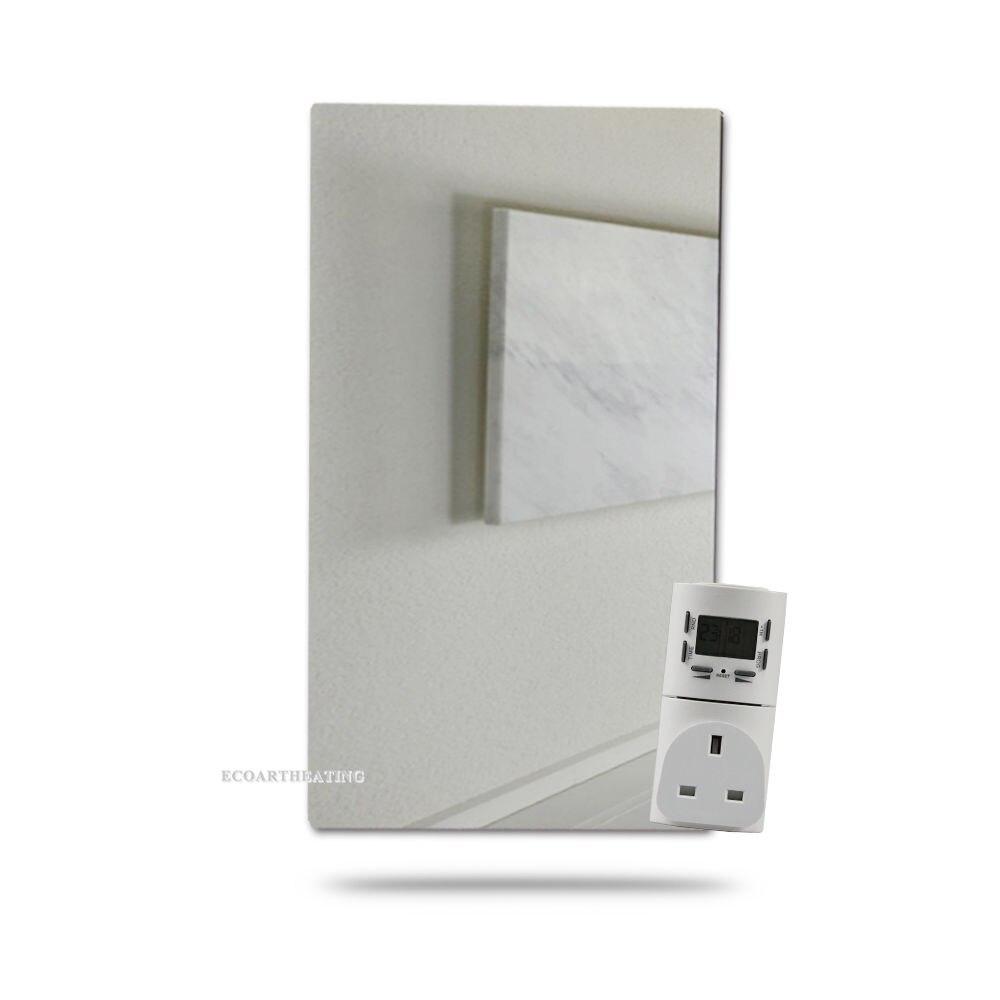 Инфракрасный обогреватель для ванной комнаты 450 Вт с цифровым таймером|heaters
