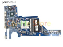 JOUTNDLN ل جناح HP G4 G6 G7 اللوحة المحمول 650199-001 636375-001 da0itemb6e1 hm65 مع HD 6470 1G GPU