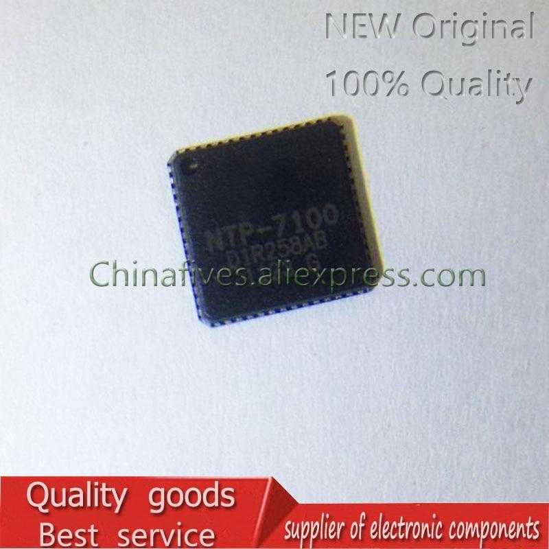 NTP-7100 NTP7100 QFN56 LCD digital amplificador IC