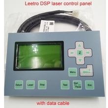 Горячая Распродажа Бесплатная доставка Leetro Display MPC 6525 панель управления, используемая для лазерного гравера и режущего станка бесплатно