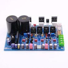 Собранный K30 FET HiFi усилитель платы 120 Вт * 2 IRF240 IRF9240 транзистор