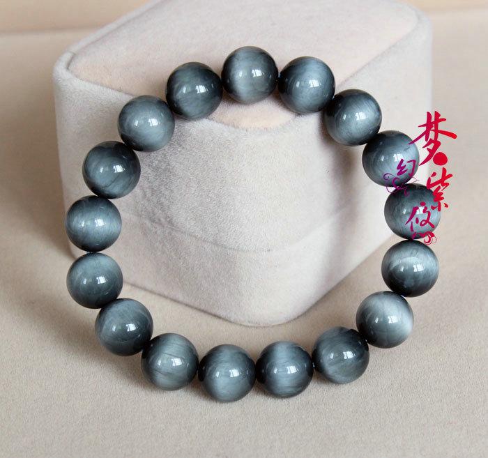 Natural tiger eye bracelet stone bracelet lucky evil natural crystal bracelet
