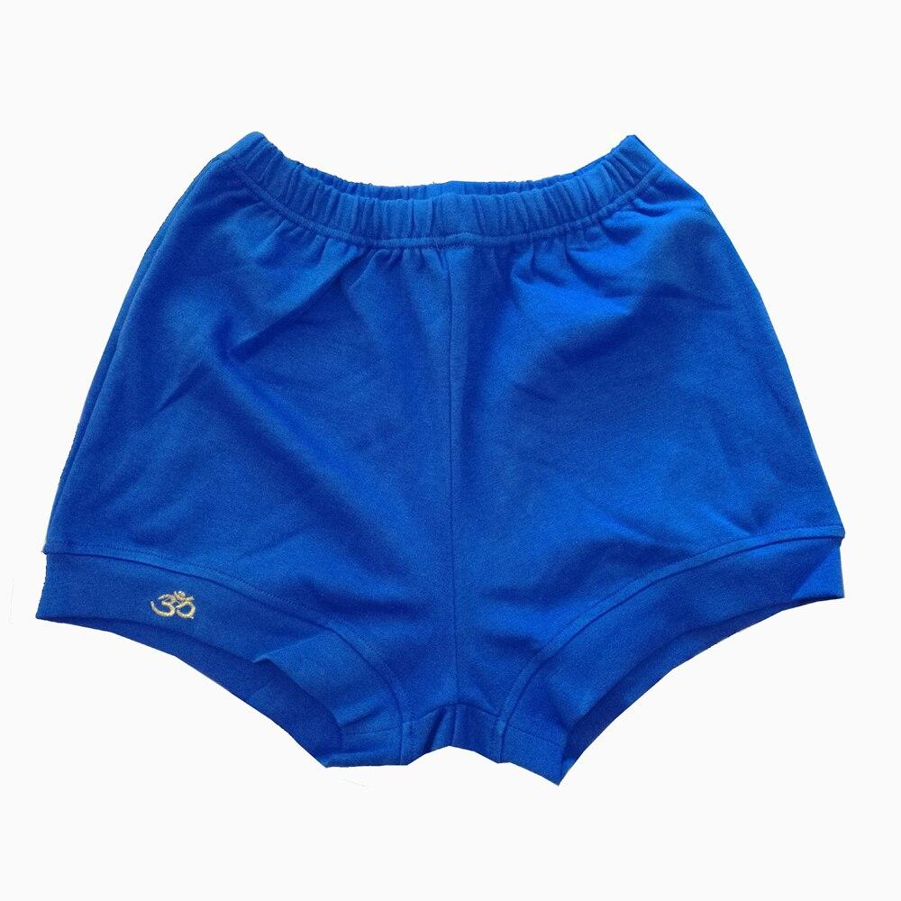 Cotton Shorts Quality Iyengar Shorts M L XL XXL Professional Short Pants Women Tools Iyengar Shorts Women Men Pants одежда для йоги iyengar institute of iyengar yoga