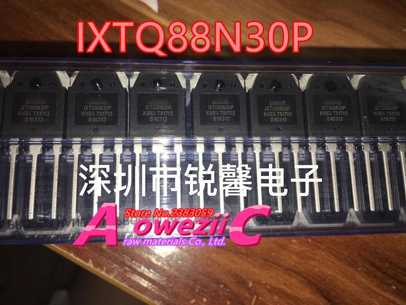 Aoweziic 2016 + 100 ٪ جديد مستورد أصلي IXTQ88N30P TO-247 حقل تأثير MOS أنبوب 88A 300V