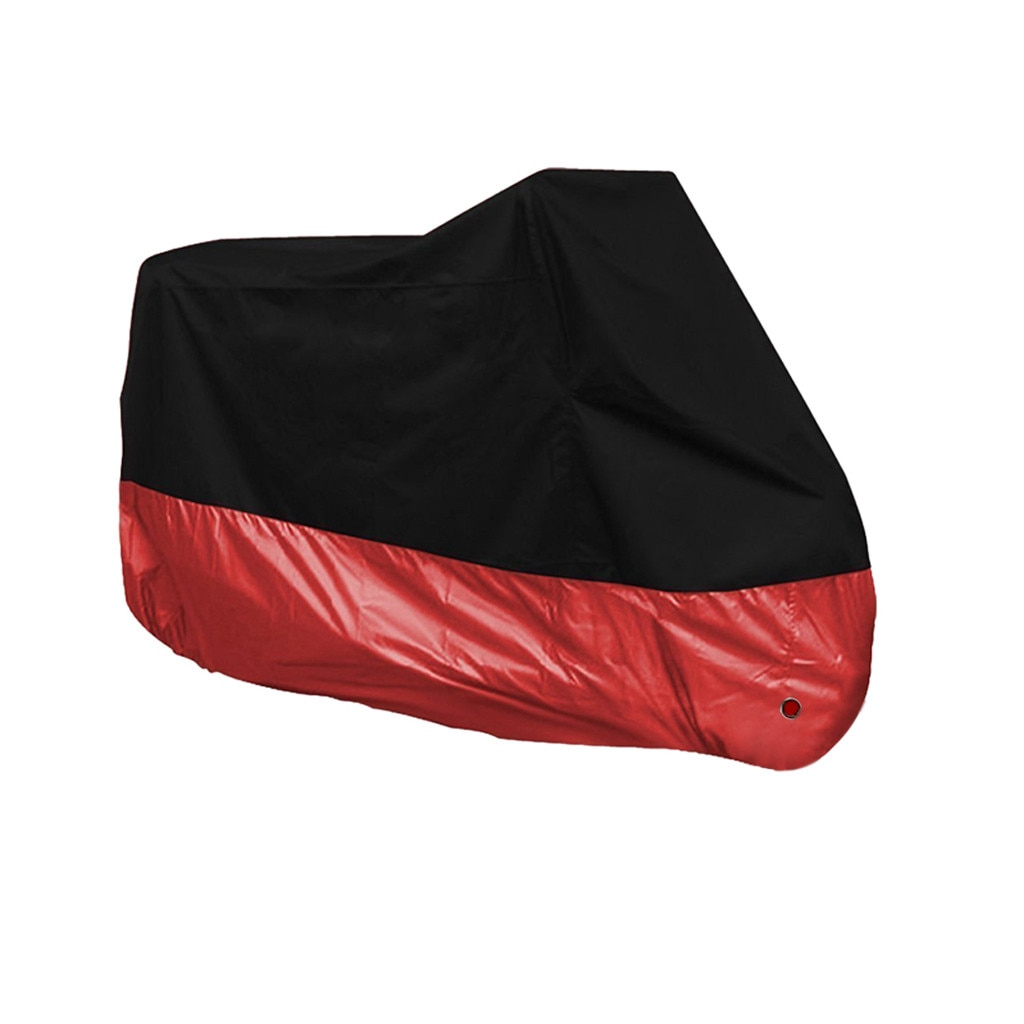 Cubierta de motocicleta impermeable al aire libre UV Protector de la bicicleta impermeable de la motocicleta A5