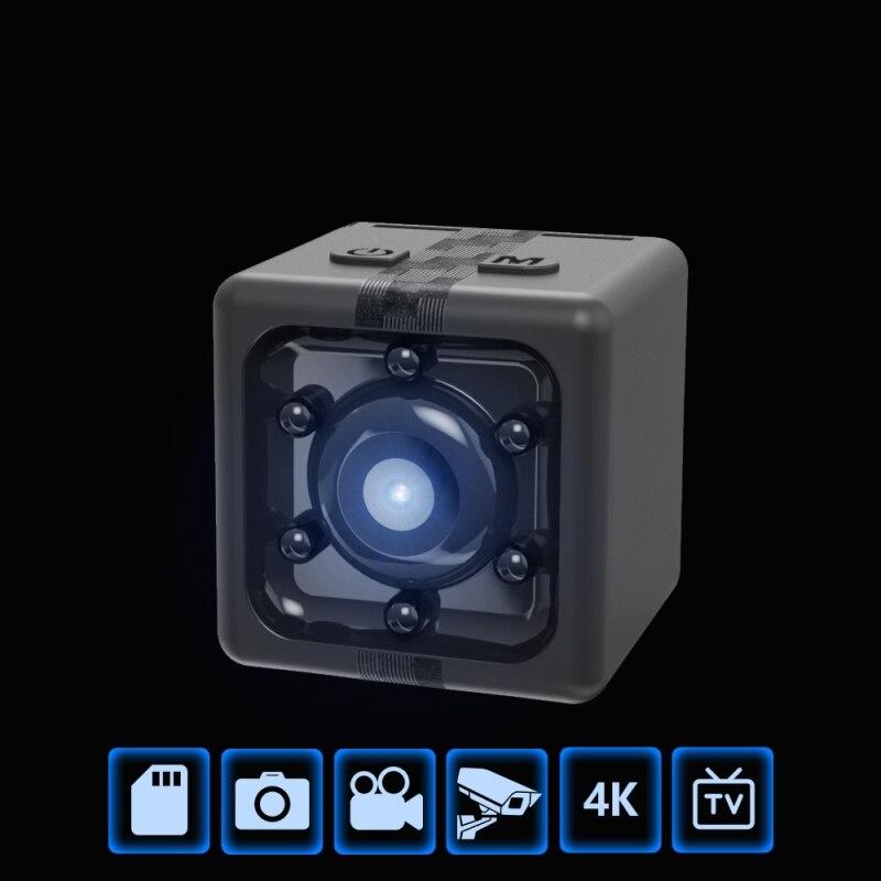 Наружная микрокамера 10g Full HD 1080 P, Спортивная видеокамера с ночным видением, портативная мини беспроводная камера с поддержкой TF карты