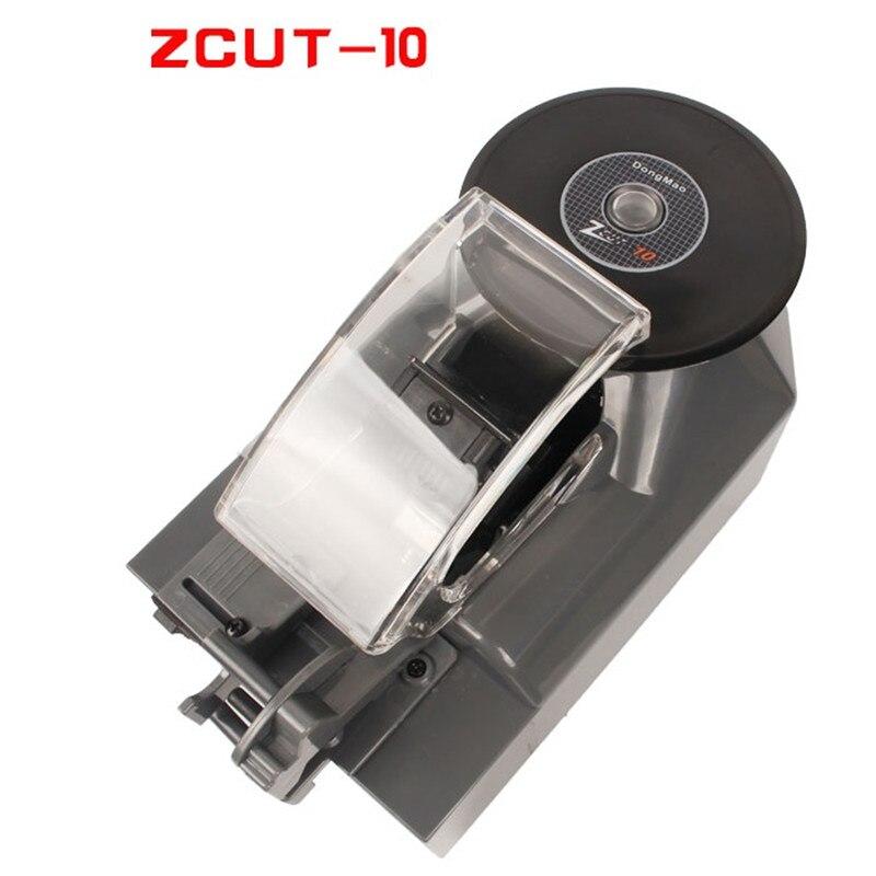 ZCUT-10 الشريط آلة قطع الشريط آلة العرض 3-25 مللي متر