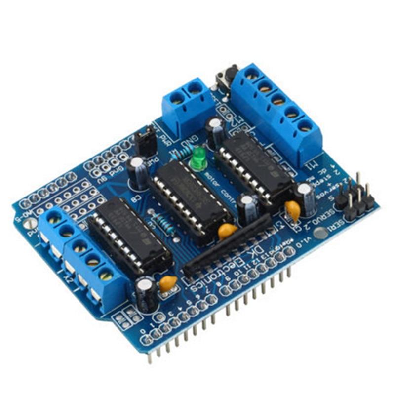 L293D двойной щит привода управления дви