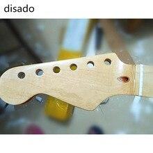 Disado 22 frettes tête inversée touche inversée guitare électrique cou accessoires guitare pièces guitare instrument de musique guitarra